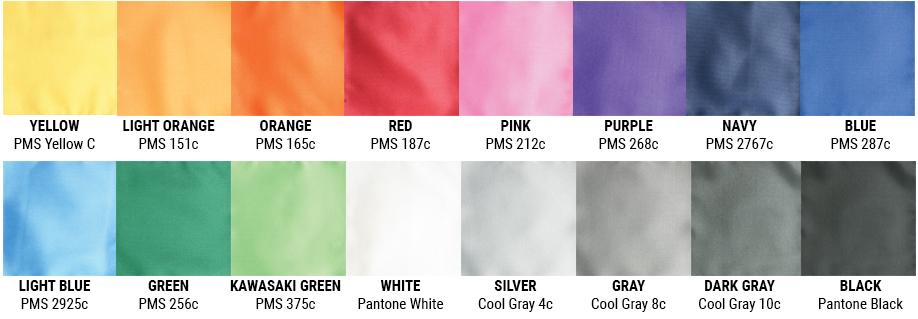 Custom Suit Fabric Colours