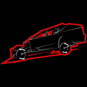 V8 Dirt Modifieds