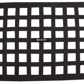 Window Net Border Style 18 x 24 SFI Black