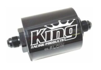 #6 Short Stainless Fuel Filter