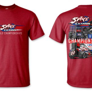 Spike Championships Shirt Red