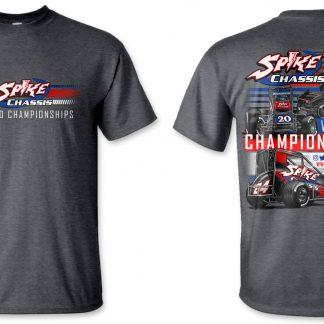 Spike Championships Shirt Grey