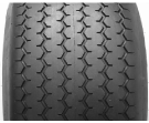 LATE MODEL TIRE - 70325 - 28.5/11.0-15DTW